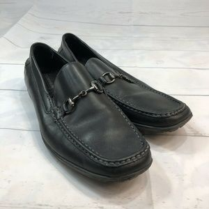 USED Mens 11 D Florsheim Comfortech Slip On Loafer